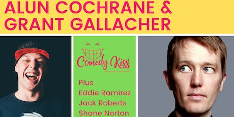 The Big Comedy Kiss, Basel tickets
