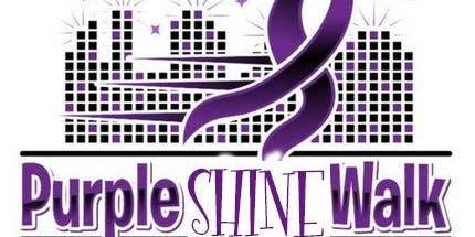 Purple Shine Walk