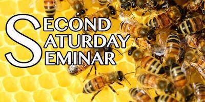 Second Saturday Seminar: Beekeeping 101 with Daniel Calzadilla