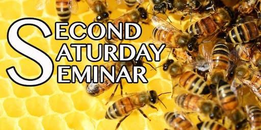 Second Saturday Seminar: Beekeeping 101 with Daniel Calzadilla