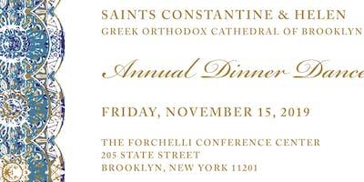Saints Constantine & Helen Cathedral Dinner Dance