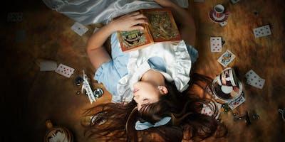 A Dark Alice Tea Party