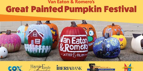 The Great Painted Pumpkin Festival tickets