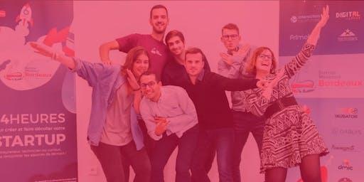 Techstars Startup Weekend Bordeaux 11/19