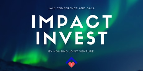 Impact Invest 2020: The Real Estate Impact Investing Conference tickets