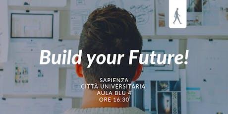 AIESEC: Una prospettiva verso il Futuro! biglietti