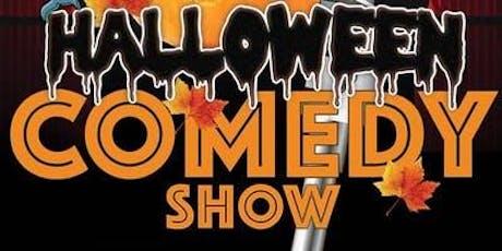 4th Annual HALLOWEEN COMEDY NIGHT BYOB!!! BETHLEHEM, CT tickets
