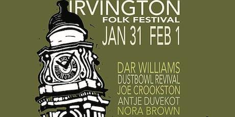 The Irvington Folk Festival tickets