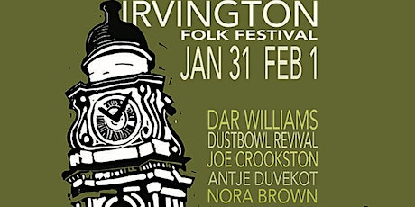 The Irvington Folk Festival tickets