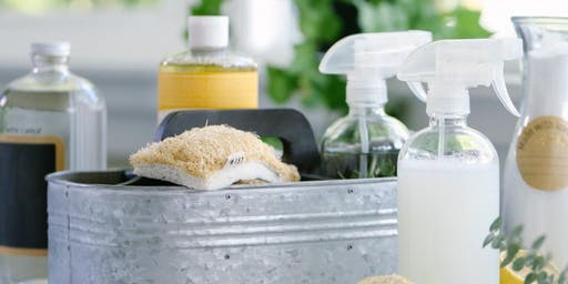 Drop in Aromatherapy Cleaning Supply Workshop