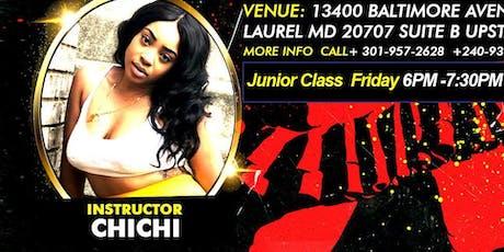 Intermediate AfroFusion w/ ChiiChii tickets