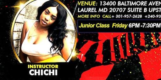 Intermediate AfroFusion w/ ChiiChii