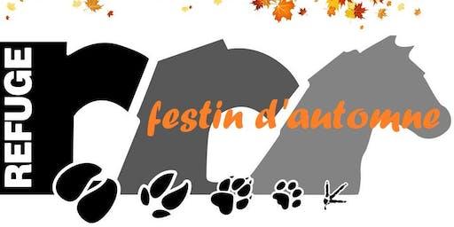 Festin d'automne - RefugeRR - Autumn feast