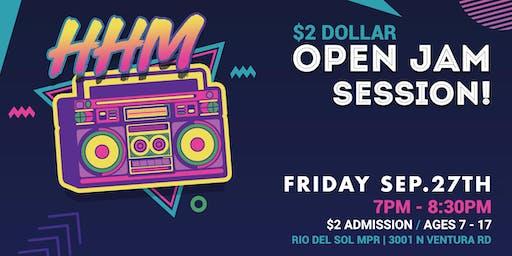 Hip Hop Mindset Open Jam Session