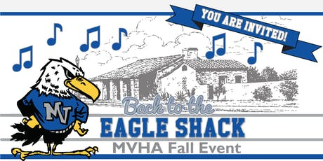 Back to the Eagle Shack tickets