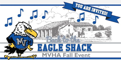 Back to the Eagle Shack