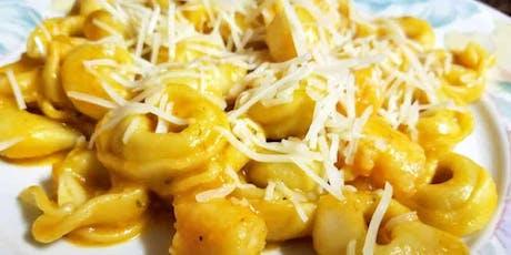 Pasta Making Class-Butternut Squash Tortellini at Soule' Studio tickets