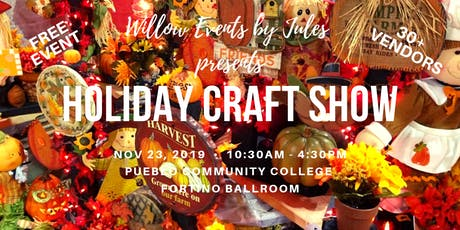 Willow's Holiday Craft Show tickets