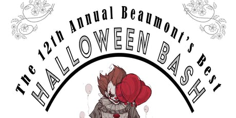 BBRF 12th Annual Halloween Party tickets