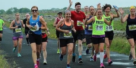 Kinvara Rock and Road 10K, Half & Full Marathon 2020 tickets