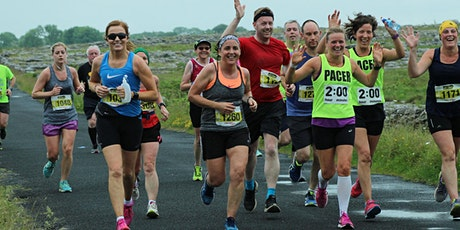 Kinvara Rock and Road 10K, Half & Full Marathon 2020 tickets