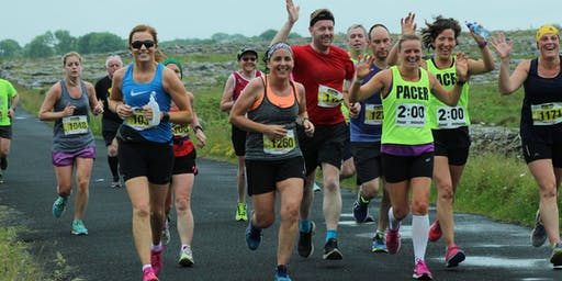 Kinvara Rock and Road 10K, Half & Full Marathon 2020