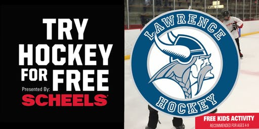 Try Hockey for Free with Lawrence Hockey Team - September 15th, 2019