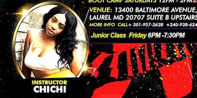 Advanced AfroFusion w/ ChiiChii