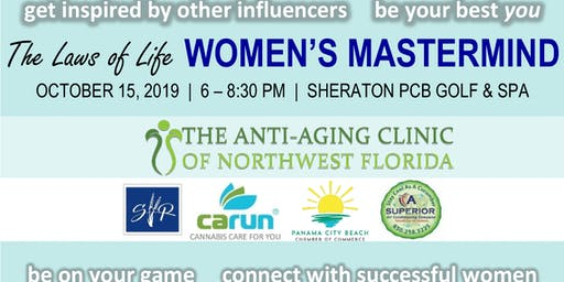 The Laws of Life Women's Mastermind PCB