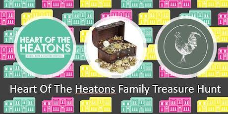 Heart Of The Heatons Family Treasure Hunt tickets