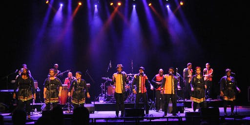 "PAUL SIMON'S ""GRACELAND"" performed by THE LONDON AFRICAN GOSPEL CHOIR"