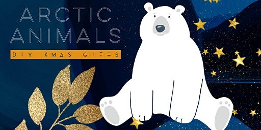 ★ DIY Christmas Gifts (for children) - Arctic Animals