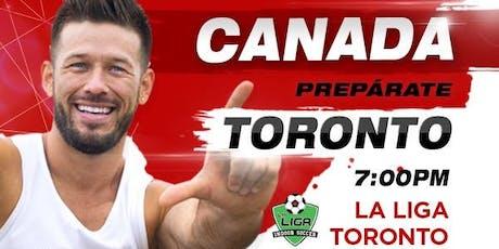 REBOLAXE! En Toronto tickets