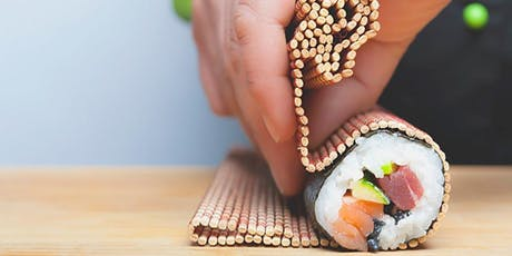 Hands on Sushi Cooking Class tickets