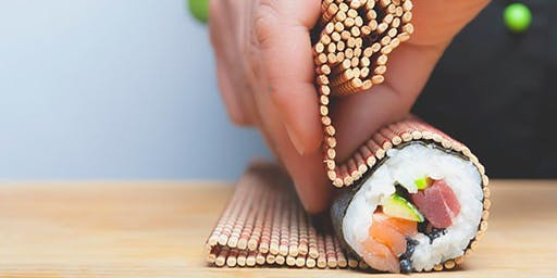 Hands on Sushi Cooking Class