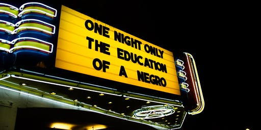 The Education of a Negro - Richmond Premiere