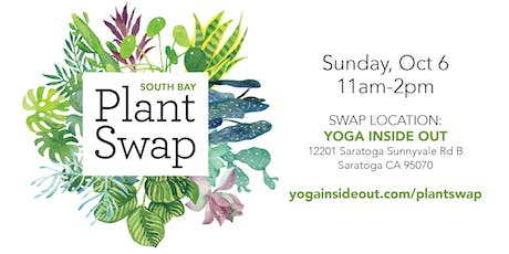 South Bay Plant Swap tickets