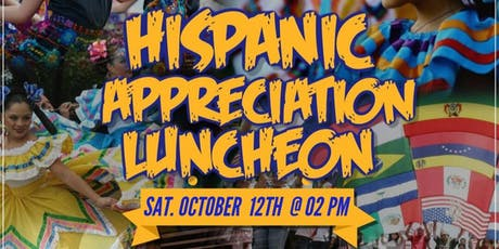 Hispanic Appreciation Luncheon tickets