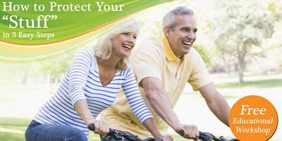FREE Estate Planning and Elder Care Workshop - October 17