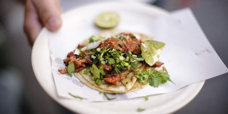 Lunch and Learn: Mexican Street Food tickets