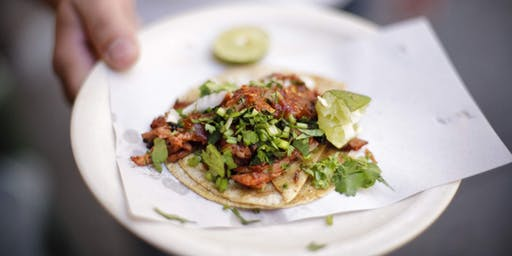 Lunch and Learn: Mexican Street Food
