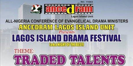 LAGOS ISLAND DRAMA FESTIVAL (LIDRAFES2019) tickets