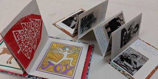 BookBinding: Creating an Accordian Book with Jane Arnal