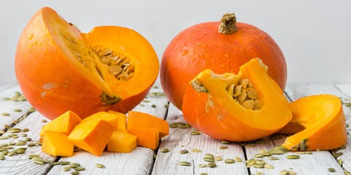 Pumpkin Dream Fall Bodycare Workshop