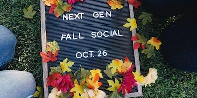 NEXTGEN_LHF Fall Social