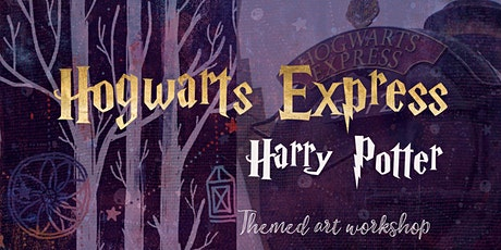 ★ HARRY POTTER - HOGWARTS EXPRESS - Themed Christmas workshop for Children tickets
