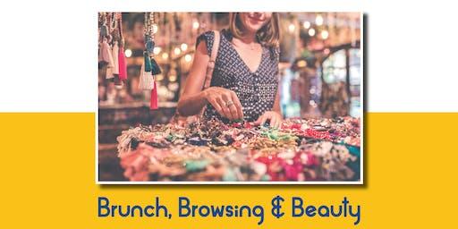 Brunch Browsing & Beauty