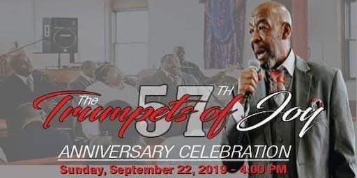 The Trumpets of Joy 57th Anniversary Celebration
