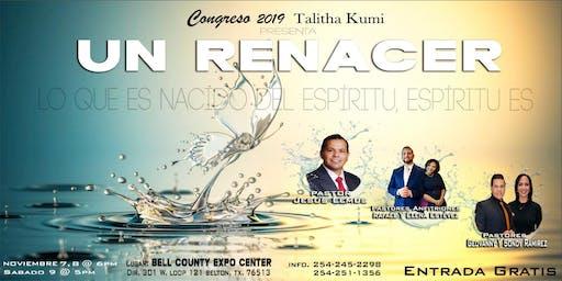 Congreso Talitha Kumi  Noviembre 7, 8, y 9 / Talitha Cumi November 7, 8 & 9