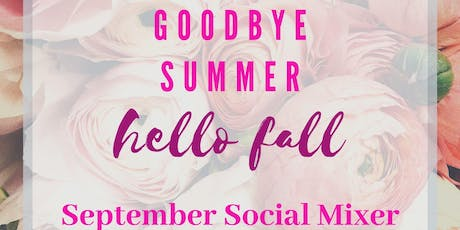 "Girls Meet Up Orlando ""End of Summer Say Hello to Fall""Girls Social Day Out tickets"
